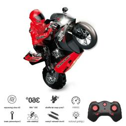 1:8 Scale Self Balancing M5 Remote Control Stunt Motorbike 6