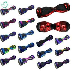 1 pair 6.5 Inch Self-Balancing Two-Wheel Scooter Skin Hover