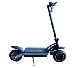 2400w/48v Two Wheel 10in. Folding Off Road Electric Scooter