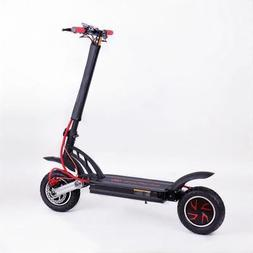 Tomini 2400w/48v Two Wheel 10in. Folding Off Road Electric S