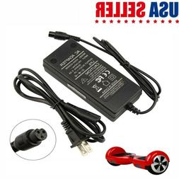 2A 42V Charger Adapter for Electric Smart Self Balancing Sco