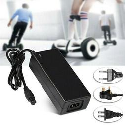 42V 2A AC DC Power Adapter Battery Charger for Smart Balanci