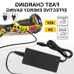 42V 2A Universal Battery Charger for Hoverboard Smart Balanc