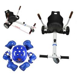 """6.5"""" 8"""" 10"""" Frame Balancing Scooter Parts Adjustable Seat Ch"""