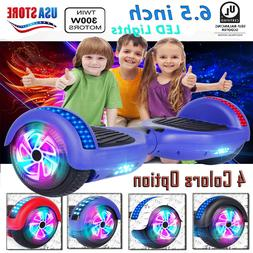 """6.5"""" All Terrain Hover boards Electric Kid Self Balancing Sc"""