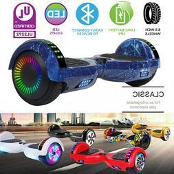 "6.5"" All-Terrain Off Road Hoverboard Bluetooth Self Balancin"