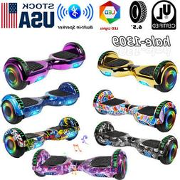 """6.5"""" Bluetooth Electric Hoverboard Self-Balancing Scooter LE"""