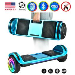 """6.5"""" Bluetooth Hoverboard Electric Self Balancing Scooter UL"""