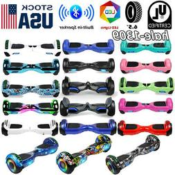 All Terrain Electric Bluetooth Hoverboard Self Balance kids