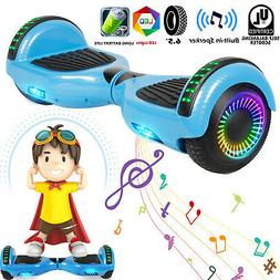 6.5'' Bluetooth Hoverboard Self Balancing Scooter All-Terrai