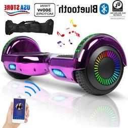 6.5 inch Bluetooth Hoverboard Self Balancing Scooter Hover B