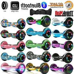 """6.5"""" Bluetooth Electric Scooter Hoverboard Balancing LED -"""