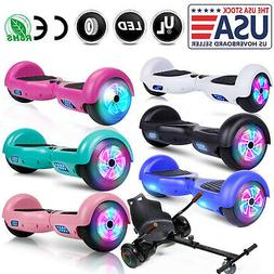 """6.5"""" Electric Hoverboard Self Balancing Scooter UL Hoverkart"""