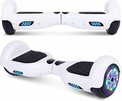 """6.5"""" Hoverboard Electric Self Balancing Scooter LED Sideligh"""