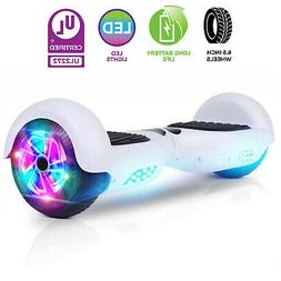 """6.5"""" Hoverboard UL Electric Self Balancing Scooter LED Sidel"""