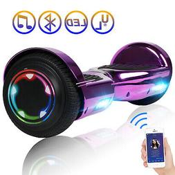 6.5 inch Bluetooth Hoverboard for Girls UL2272 Certified Sco