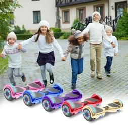 NHT 6.5 INCHES LED Two Wheels Electric Hoverboard LED Self B