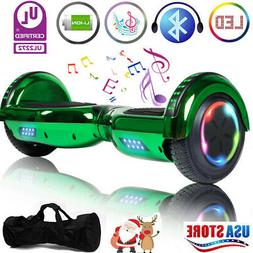 """6.5"""" Hoverboard 2-Wheel Electric Motorized Scooter board Hov"""