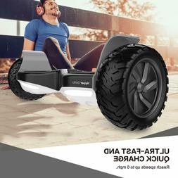 off road 8.5 wheels Hooverboard dual Motors with Bluetooth a