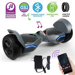 8.5'' Wheels Bluetooth Hoverboard Self Balance Scooter For A
