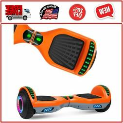 """8"""" Hoverboard for kids Two Wheel Self Balancing Scooter Blue"""
