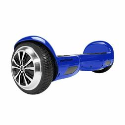 Swagtron™ - T1 Self-balancing Scooter - Blue