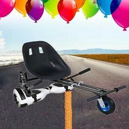 """Adjustable Hoverboard Kart Seat Attachment Holder for 6.5"""" 8"""