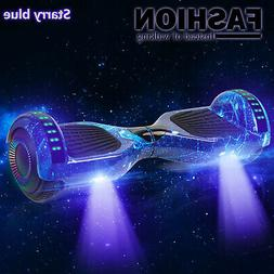 Bluetooth Hoverboard Electric Self Balancing Scooter LED 6.5