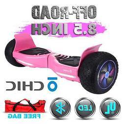 "Bluetooth OFF-Road 8.5"" Hummer Hoverboard Self balancing Sco"