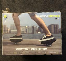 Brand new Jetson MotoKicks Hover Shoes Electric Self Balanci
