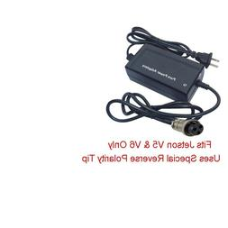 Charger for Jetson Hoverboard V5 & V6  w Auto Shut off