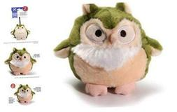 Charming Pet Howling Hoots Squeaky Owl Dog Toy - Tough and D