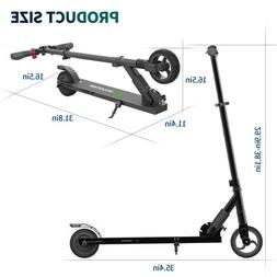 Foldable S1 Electric Scooter Adult 2 Wheel Lightweight E-Sco