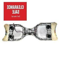Frame Base + Full-Body Protector Cover For 2 Wheel Self Bala