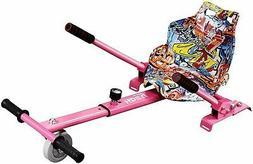 """Hiboy HC-01 Adjustable Go Kart Hover Kart Seat for 6.5"""" 8"""" 1"""