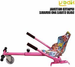 "Hiboy HC01 Go Kart Hover Kart Seat Accessory for 6.5"" 8"" 10"""