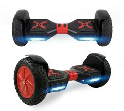 Hover-1 Hoverboard Charger with Multi colored LED lights- Ne