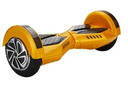 """Hoverboard 8""""  Electric Scooter LED Smart Balance Kid UL2272"""