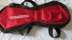 Swagtron Hoverboard Case Waterproof Carry Bag Swag Red Swagw