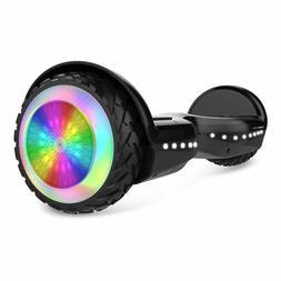 HYPER GOGO Hoverboard w/ Bluetooth Speaker, UL Certified,6.5