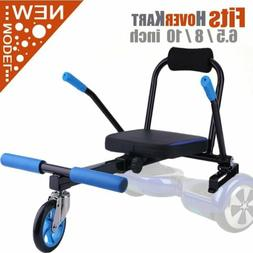 """Hover Kart Seat Attachment for 6.5""""/10""""/8"""" Two Wheel Balance"""