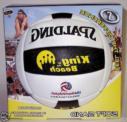 SPALDING KING OF THE BEACH VOLLEYBALL USA VOLLEYBALL SOFT SA