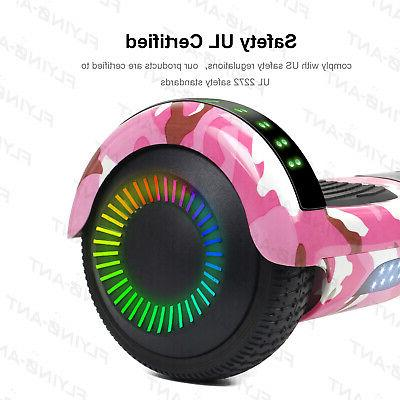 """6.5"""" All Bluetooth Electric Scooter UL2272+Bag"""