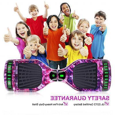 """6.5"""" Hoverboard Self Balancing no UL2272"""