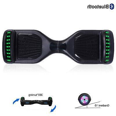 "6.5"" Hoverboard Balancing Bluetooth UL2272"