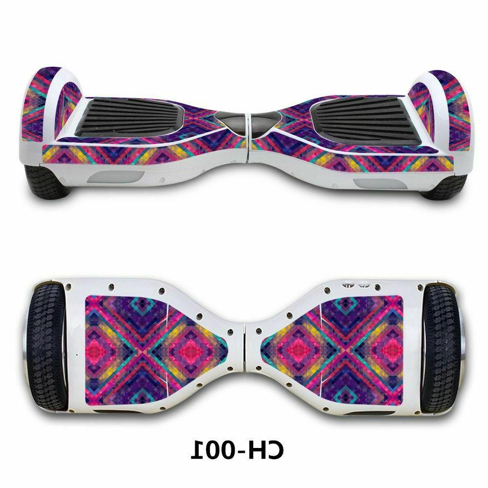 New Sticker For Hoverboard Skateboard Electric Scooters Whee