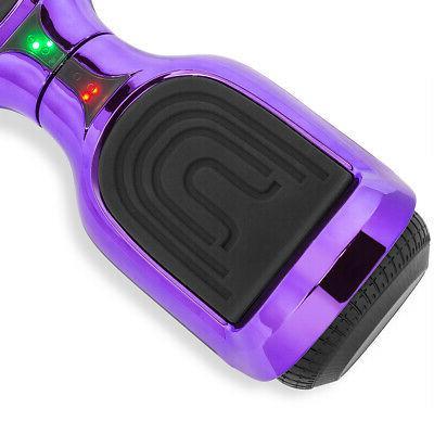 "6.5"" Hoverboard SGS Certified Purple"