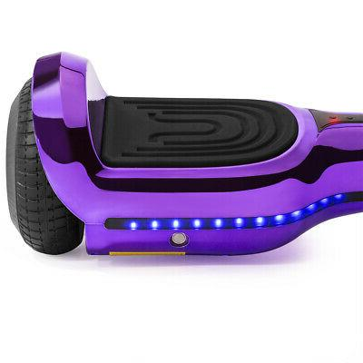 """6.5"""" Hoverboard Bluetooth SGS Certified"""