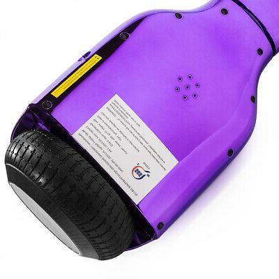 """6.5"""" Self Balancing Hoverboard Speaker SGS"""