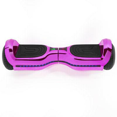 """6.5"""" inch Hoverboard Scooter Certified Bluetooth"""
